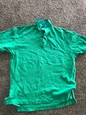 Medium Ralph Lauren Polo Shirt for Sale in Silver Spring, MD