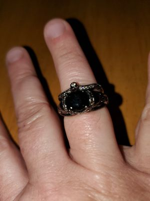 Sz 9 ring can be a wedding set for Sale in Fort Wayne, IN