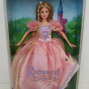 2001 Rapunzel Barbie Doll By Mattel! Collector Edition, Brand New In Box, Never Opened! Excellent Condition! for Sale in Henderson, NV