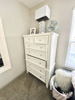 Antique Dresser Off-White for Sale in Nashville, TN