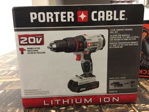 New Drill Hammer Batteries and charger included for Sale in Fenton, MO