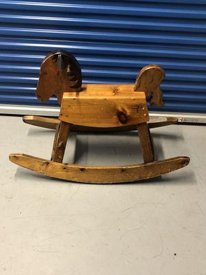Vintage Dawn 'Til Dusk Rocking Horse for Sale in Hyattsville, MD