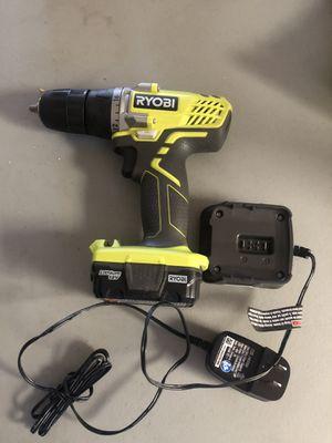 Ryobi 12v Drill for Sale in Anaheim, CA