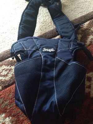 Snugli Baby Carrier for Sale in Alexandria, VA