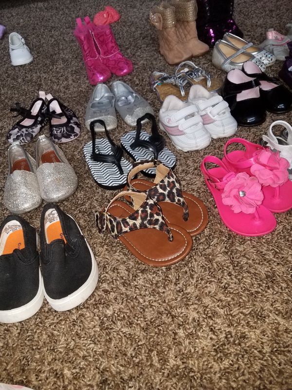 baby girl shoes sz1-sz4