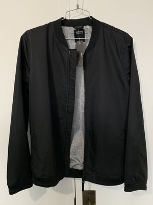 Levi's bomber jacket. Black large new w tags for Sale in New York, NY