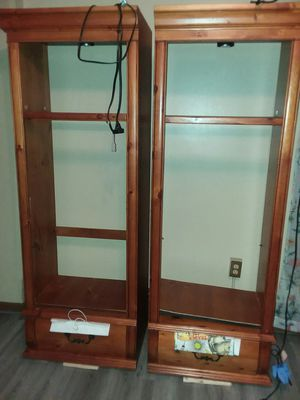 Display shelves/entertainment ctr for Sale in Boyertown, PA
