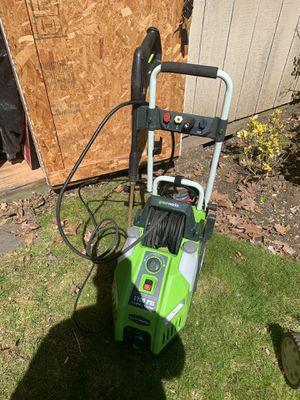 pressure washer-needs new hose for Sale in Orangeburg, NY