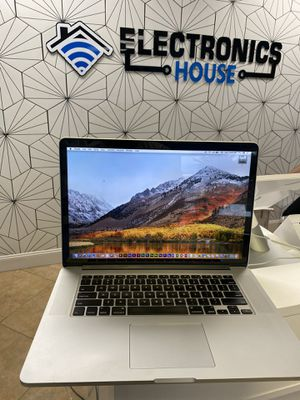 MacBook Pro 2015 Retina 15inch i7 16ram 512ssd like new for Sale in Orlando, FL