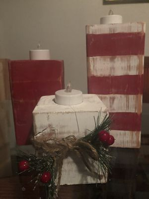 decorative candles for Sale in Kissimmee, FL