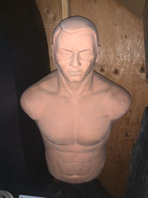 Mannequin punching bag for Sale in Colorado Springs, CO