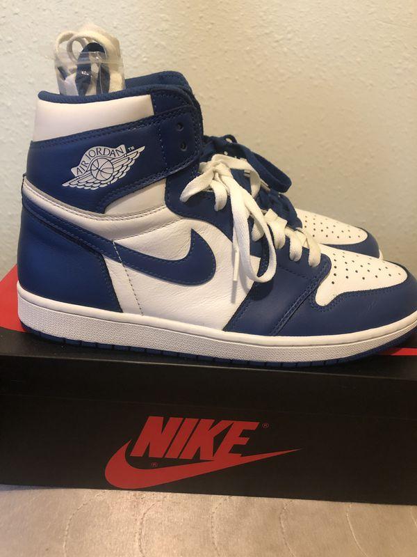 Jordan 1 storm blue