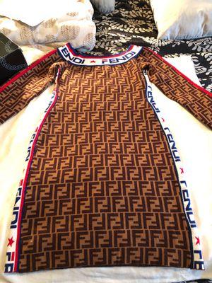 FENDI DRESS BRAND NEW for Sale in Homestead, PA