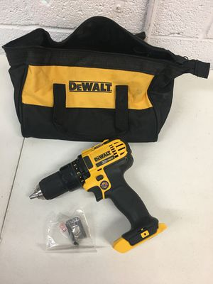 Dewalt 20 Volt MAX Cordless Compact Drill/Drill Driver Tool Only for Sale in Mesa, AZ