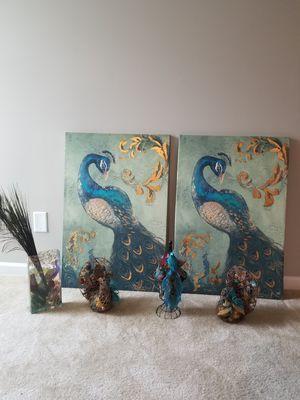 Living/day room decor for Sale in Cary, NC
