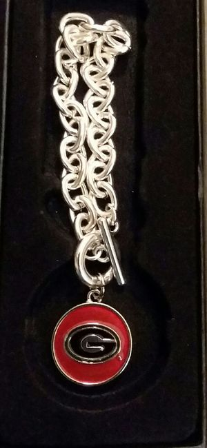 Silver GA Bracelet for Sale in Statesboro, GA