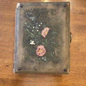 Vintage Photos/leather Album 1879 for Sale in Orange, CT