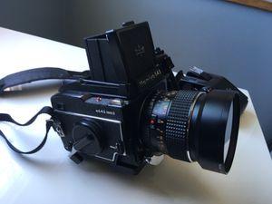 Mamiya M645 1000S Medium Format Film Camera - Made in Japan 120mm for Sale in San Diego, CA
