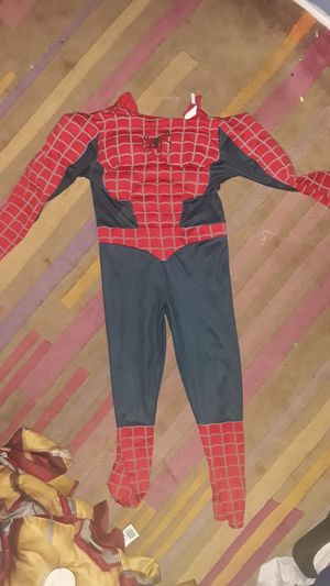 Spider man costume for Sale in Seattle, WA