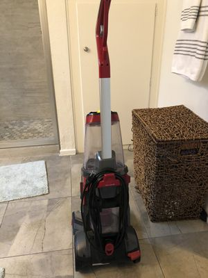 Bissell revolution 2x proheat pet vacuum cleaner for Sale in Newport Beach, CA