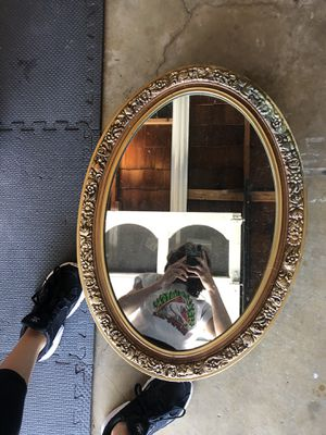 Mirror and lighting for Sale in Live Oak, TX