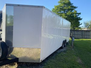 2017 24' Diamond Cargo Enclosed Trailer for Sale in Baytown, TX