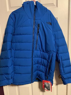 "The north face core fire jacket bomber blue Size ""XL"" for Sale in Alexandria, VA"