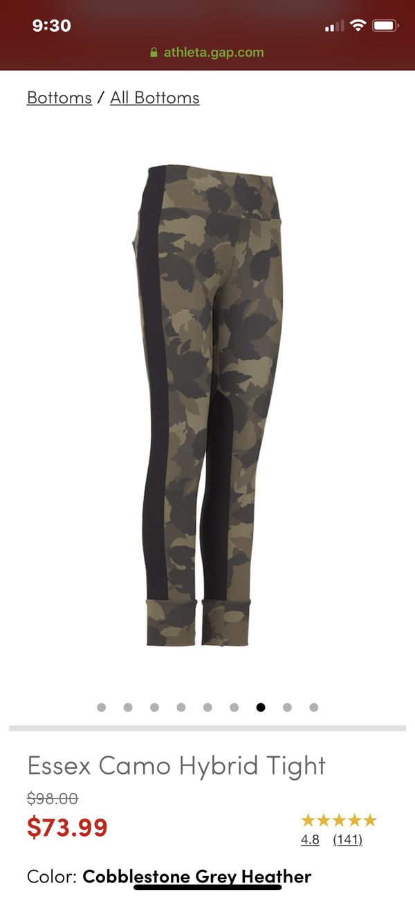 1c18231165e71b Athleta Essex camo hybrid tights for Sale in Enumclaw, WA - OfferUp