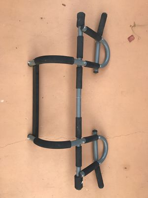 pull up / push up fitness bar for Sale in CA, US