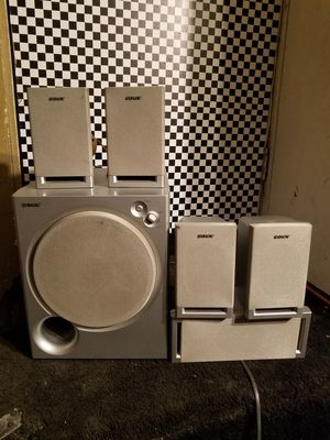 SONY SURROUND SOUND SPEAKERS for Sale in Corona, CA