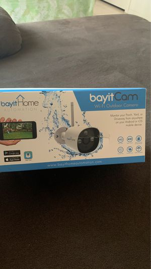 Bayit Security camera for Sale in North Las Vegas, NV