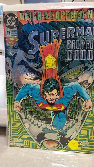DC COMIC, Superman Back For Good for Sale in Albuquerque, NM