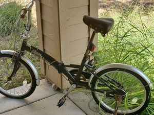"""Classical"" folding bike 130 or OBO. for Sale in San Diego, CA"