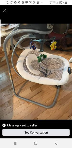 Graco baby swing for Sale in Milford, MA