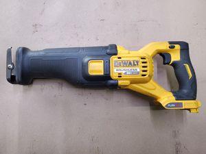 Dewalt DCS388 Sawzall flexvolt for Sale in Bristol, PA