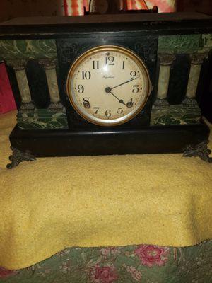 Antique 1833 Ingraham Mantel Grandfather Clock for Sale in Kilgore, TX