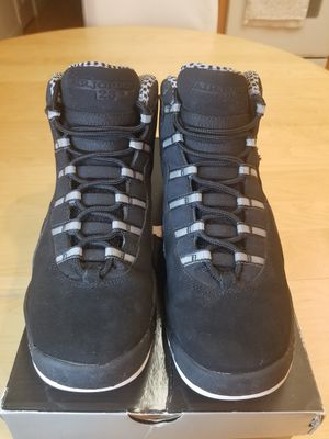 Air Jordan 10 Retro Stealth GS Size 6.5 for Sale in Chino Hills, CA