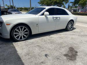 "22"" Forgiato Rolls Royce Ghost Dawn Wraith Range Rover wheels rims tires for Sale in Cooper City, FL"