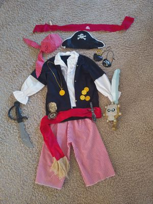 Pirate Costume ☠! for Sale in Forney, TX