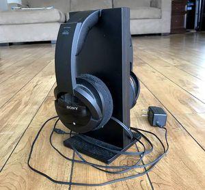 Sony TMR-RF985R Transmitter MDR-RF985R Wireless Headphones for Sale in Renton, WA