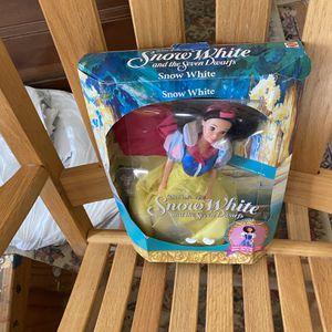 Walt Disney Snow White Doll for Sale in Suffolk, VA