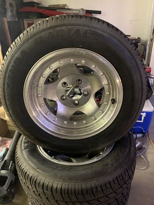 ***Rims and New Tires KENDA KENTICA Tires*** for Sale in Modesto, CA