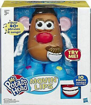 MR. POTATOE HEAD MOVING LIPS for Sale in The Bronx, NY