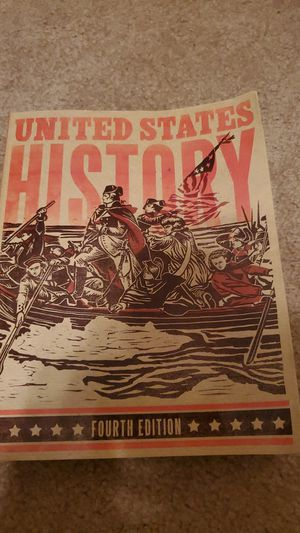 US History fourth edition for Sale in Lincoln, CA