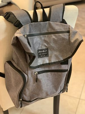 Beautiful Eddie Bauer First Adventures Diaper Bag Backpack with Insulation for Sale in Orlando, FL