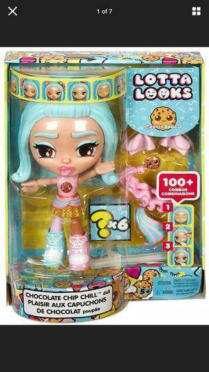 New in box Girls doll Barbie Lotta looks for Sale in Bridgeton, MO
