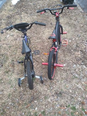 Kids bikes for sale for Sale in Florissant, MO