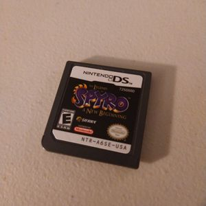 Nintendo DS Game Spyro A New Beginning for Sale in Vancouver, WA