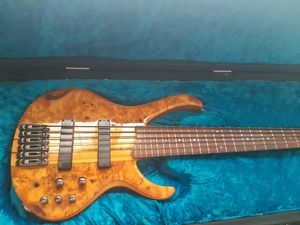 Bass guitar Ibanez BTB 776GP 6 string w the case for Sale in Houston, TX