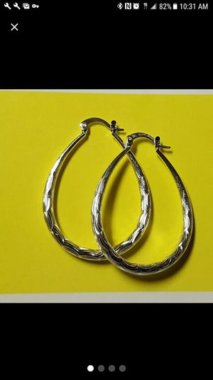 Sterling Silver Earrings for Sale in Washington, DC
